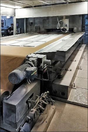 Робот для нанесения покрытий распылением
