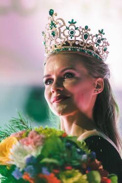Королева леса 2018 – Александра Глазова, г. Онег