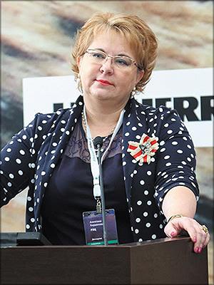 Алевтина Кириллова