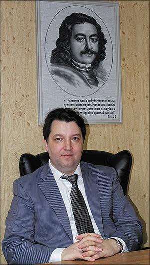 Директор компании Денис Касаткин