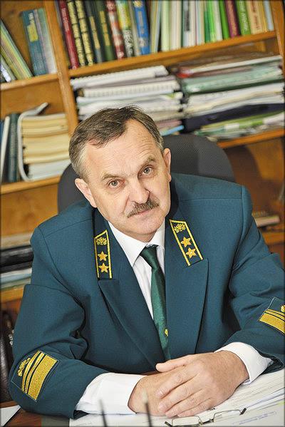 Директор ВНИИЛМ Александр Мартынюк