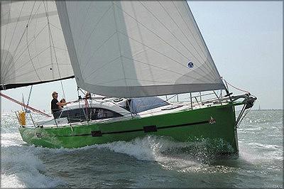 Яхта производства RM Yachts (Франция)