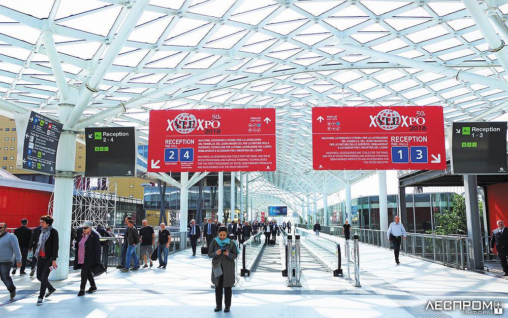 97ed8cedef9 XXVI Международная выставка Xylexpo