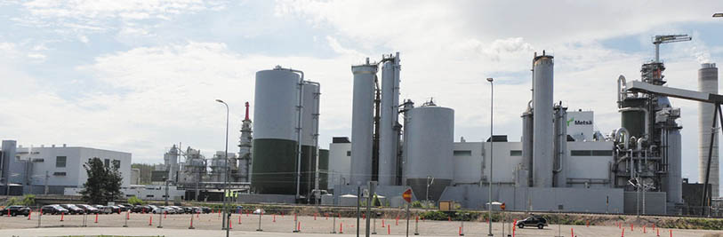 Завод биопродуктов в Аанекоски