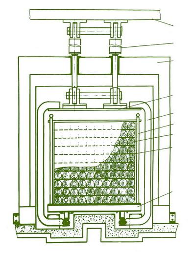Рис. 1. Сушильно-прессовая камера СПК-1