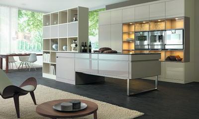 Рис. 3. Древесно-стружечные плиты остаются основным конструкционным материалом для изготовления корпусной мебели