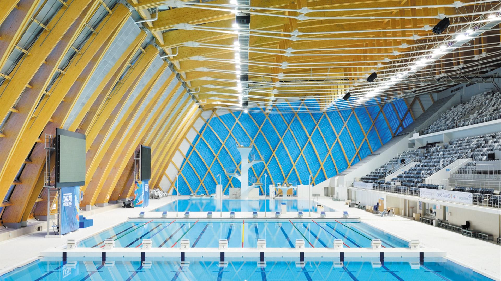 Дворец водных видов спорта (Казань)