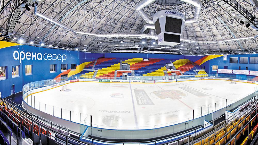 Проект «Арена.Север» (Красноярск)