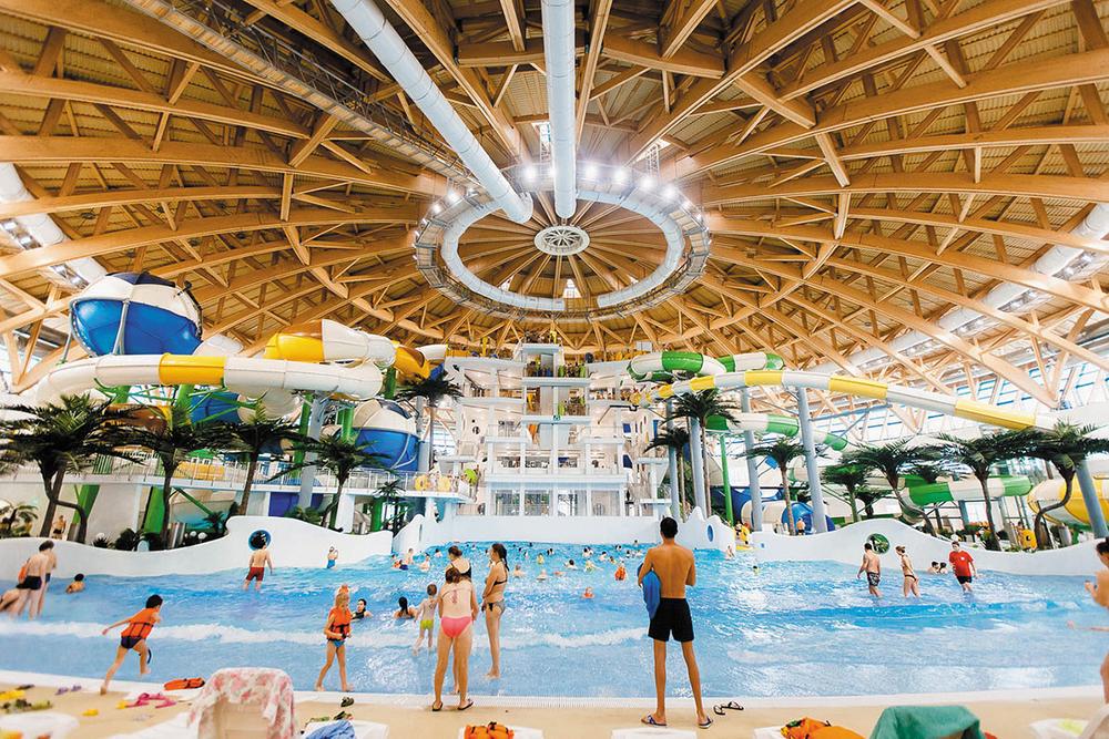 Аквапарк «Аквамир» (Новосибирск)