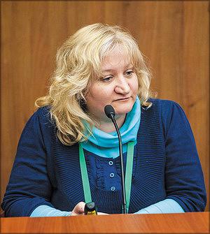 Ольга Ракитова