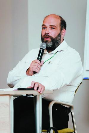 Николай Шматков, WWF России