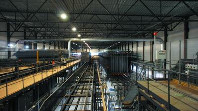 Строительство с нуля. Лесопильный завод Кейтеле, Алаярви, Финляндия
