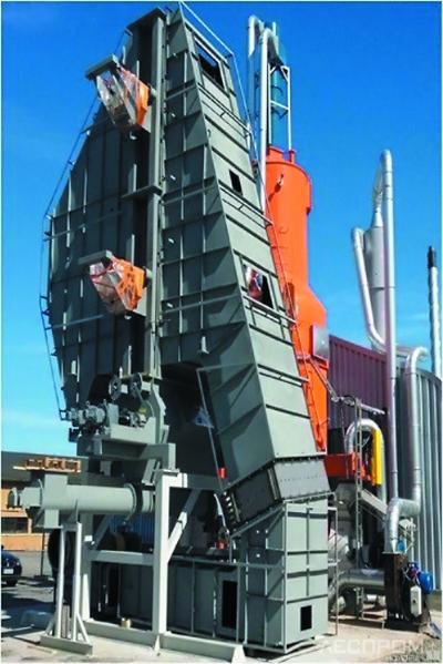 Рис. 2. Оборудование для торрефикации Torrec, Финляндия