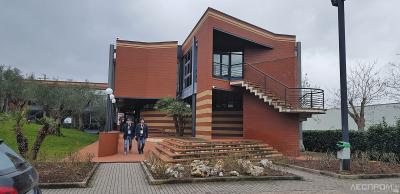 Здание нового учебного центра SCM «Кампус», 2019 г.