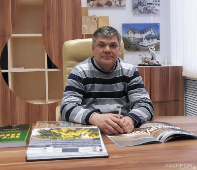 Руководитель направления большепролетных конструкций корпорации «Русь» Вячеслав Груничев
