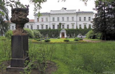 Санкт-Петербургский государственный лесотехнический университет