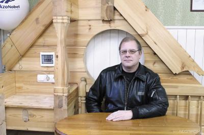 Генеральный директор компании «АКБ-11» Андрей Стаценко