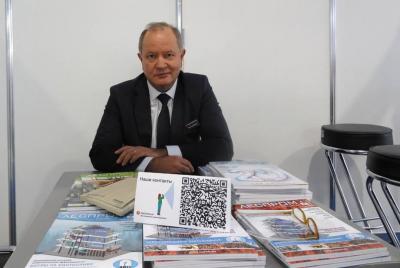 Игорь Лапченко, представитель компании Kvarnstrands