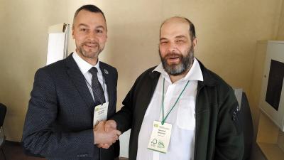 Александр Мариев и Николай Шматков