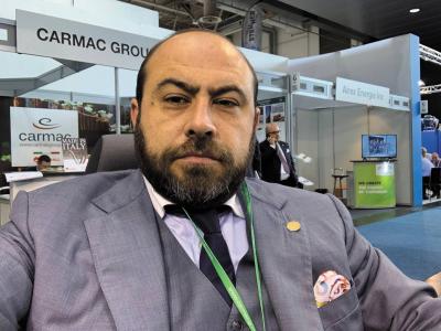 Андреа Карапетяни, генеральный директор компании Carmac Group