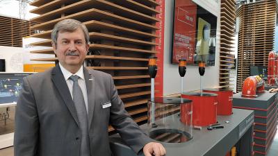 Алексей Васичев, руководитель филиала фирмы GreCon в России