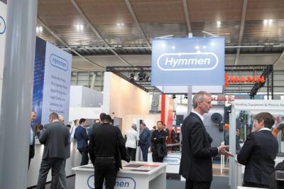 Стенд компании Hymmen GmbH