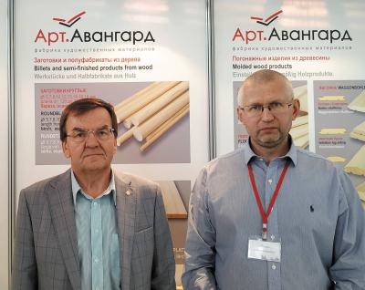 Борис Пестов, генеральный директор фабрики художественных материалов «АртАвангард»