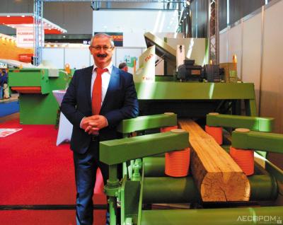 Руководитель продаж MS Maschinenbau Александр Рабаев