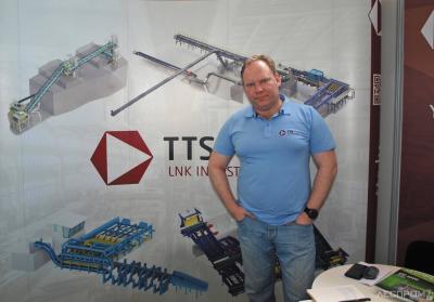 Андрей Ветрук, член правления компании ТТS