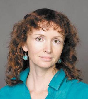 Светлана Яровая, учредитель и владелец журнала «ЛесПромИнформ»