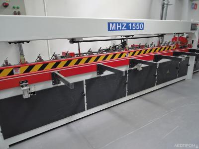 Гидравлический пресс MHZ 1550 (Vanguard, Китай)