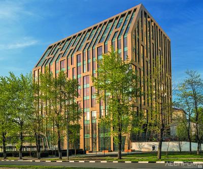 Сертифицированные по BREAM здания O1Properties (г. Москвa)