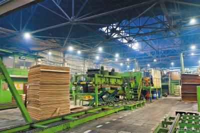 Фанерный завод «Власть труда»