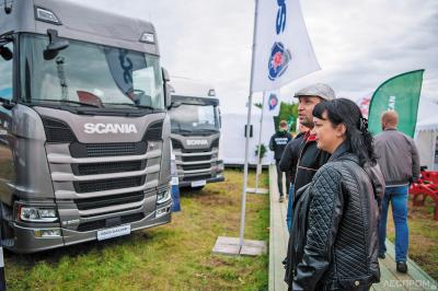 Scania S500A4x2NВ