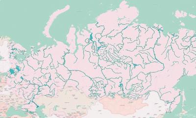 Водоемы и выделенные вокруг них запретные полосы лесов для бывшей территории РСФСР в соответствии с постановлениями об утверждении перечня рек, их притоков и других водоемов, являющихся местами нереста ценных промысловых рыб
