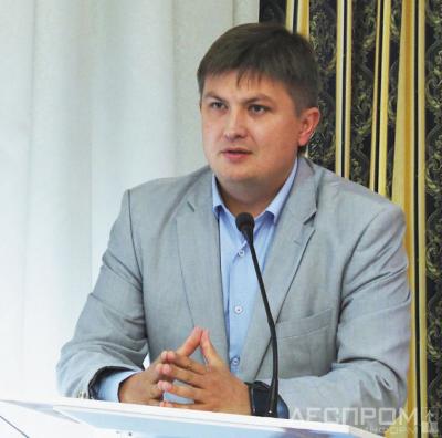 Илья Ситов, врио ректора БрГУ