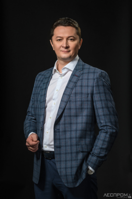 Вице-президент Segezha Group по работе с государственными органами Алексей Шерлыгин