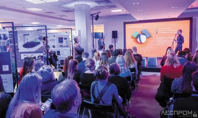 Студенты лучших дизайнерских вузов презентовали работы на Форуме инноваций в промышленном дизайне Pushka