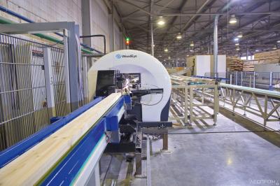 Сканер для пиломатериалов WoodEye