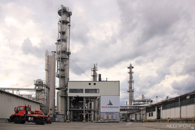 Завод «Метадинеа» в г. Кремс (Австрия)