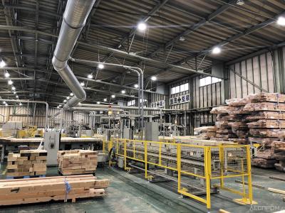 Основа завода – обрабатывающие центры Miyagawa