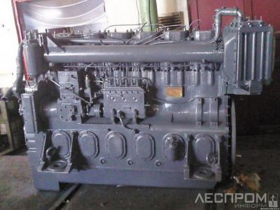 Дизельный двигатель 211Д
