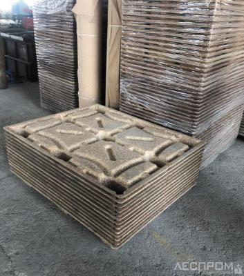Древесно-стружечный поддон – потенциальный продукт для производства