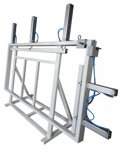 Рис. 24. Пресс вайма ВП-1 для склейки рамных конструкций