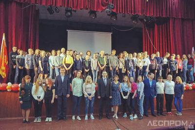 День профориентации «Школьное лесничество – наше будущее»