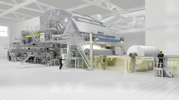 Оборудование для целлюлозно-бумажного производства Valmet