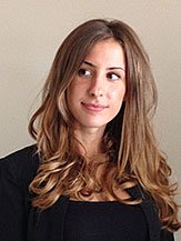 Alexandra Todua, Client Account Manager of LesPromInform magazine