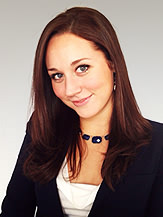 Yulia Valayne, Manager of advertising and special projects