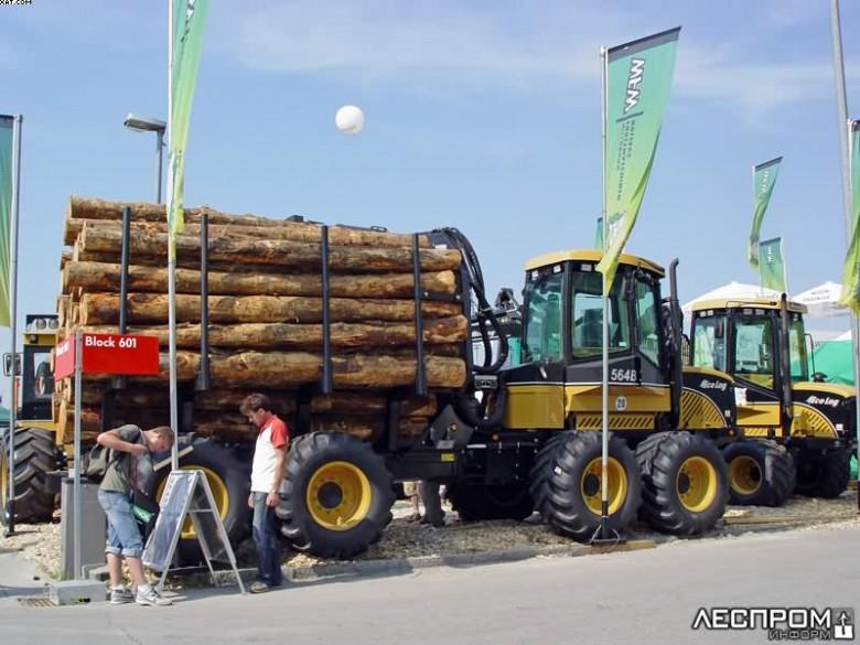 Форвардер Eco Log 564B