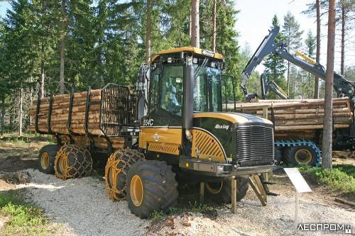 Форвардер Eco Log 554С